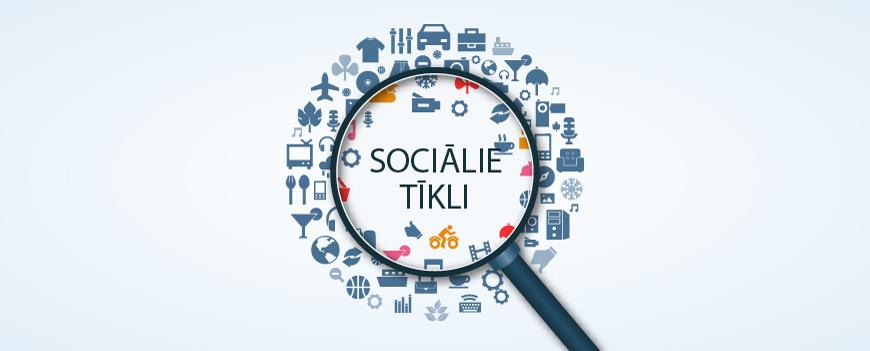 Sociālo tīklu administrēšana, facebook, draugiem, twitter