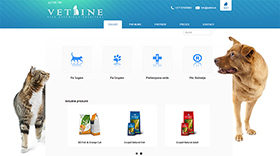 Veterinary medicine seller and distributor of animal food and supplementary food. The goal of the company is to supply vets with qualitative veterinary medicaments and other goods intended for animals.