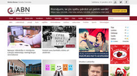 News portal for Latvians living in Great Britain unites fellow countrymates and offers top stories about events in Great Britain and Latvia for Latvian community. The importance and success of portal can be seen within the rapidly growing audience.