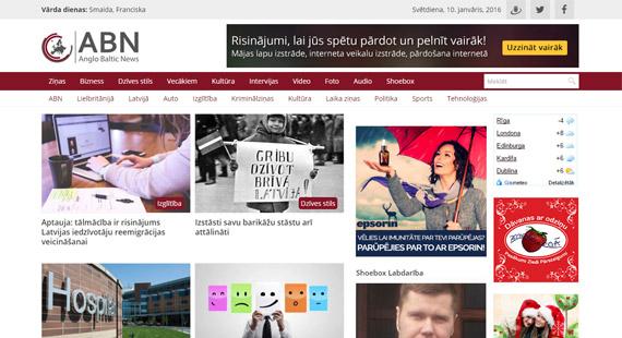 Ziņu portāls Lielbriānijā dzīvojošiem latviešiem, kurš apvieno tautiešus un piedāvā latviešu kopienai aktuālākās ziņas par notikumiem Lielbritānijā un Latvijā. Portāla nozīmīgums un panākumi atainojas strauji augošajā auditorijā.