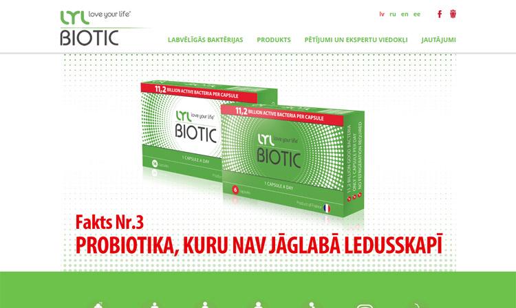 LYL love your life® pamatuzdevums ir gādāt par Baltijas iedzīvotāju veselību, dodot iespēju papildināt mūsu platuma grādos organismam tik nepieciešamās uzturvielas vai pat novērst to trūkumu.