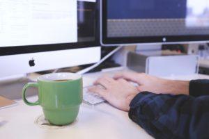 Uzņēmuma e-pasts ar uzņēmuma domēna vārdu