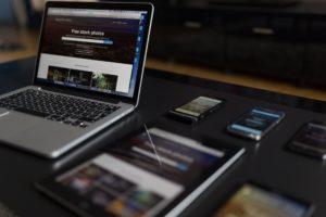 Neliela budžeta internetveikals - adaptīvais dizains
