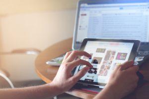 Standarta internetveikals uzņēmumiem