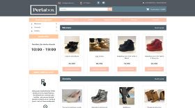 Perlabox.lv interneta veikalā var iegādāties oriģinālus dažādu pasaulslavenu zīmolu apavus visām gaumēm. Skaistos un ērtos apavos var iekarot augstākās virsotnes, tāpēc piedāvājam iespējami plašu apavu klāstu, visām dzīves situācijām, par pieņemamām cenām. Sievietēm, vīriešiem un bērniem.